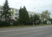 Trojizbový byt na Rákocziho ulici v Komárne