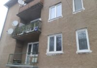 Trojizbový byt v Cinobani