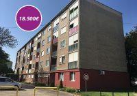 Trojizbový byt č. 35 na ulici Petőfiho v Štúrove