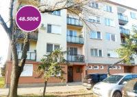 Trojizbový byt č. 5 na ulici Mederčská v Komárne