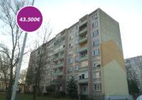 Trojizbový byt č. 24 na ulici Košická v Komárne