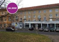 Dvojizbový byt  č. 21 na ulici Dr. Jánskeho v meste Žiar nad Hronom