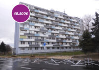 Jednoizbový byt č. 410 na ulici Rybničná 61/B v Bratislave – Vajnory