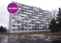 Jednoizbový byt č. 922 na ulici Rybničná 61/B v Bratislave – Vajnory