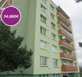 Dvojizbový byt č. 16 na ulici Veterná v Námestove