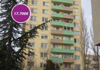 Dvojizbový byt na ulici Eötvösa 47, v Komárne