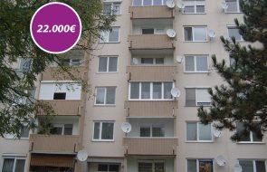 štvorizbový byt č. 19 na ulici Sídlisko v Zlatých Klasoch