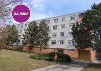 Dvojizbový byt č. 43 na ulici Kalištná v Bratislave