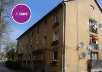 Jednoizbový byt č. 5 na ulici Priateľstva v Komárne