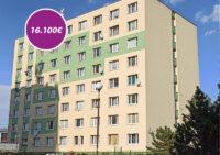 Garzonka  č. 18 na ulici Staničnej v meste Trenčíne