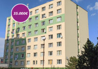 Dvojizbový byt  č. 21 na ulici Staničnej v meste Trenčíne
