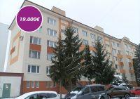 Trojizbový byt č. 66 na ulici Rybárska v Rimavskej Sobote