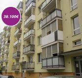 Dvojizbový byt č. 58 na ulici sídlisko Západ v Trstenej