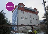 Dvojizbový byt č. 1 na ulici Cukrovarská v Trebišove