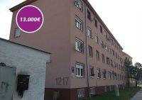 Dvojizbový byt č. 10 na ulici Komenského v Dunajskej Strede