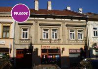 Dražba dvojizbovej bytovej jednotky s príslušenstvom na ulici Alžbetina v Košiciach