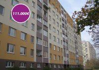 Štvorizbový byt č. 14 na ulici Žehrianska v Bratislave