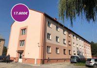 Jednoizbový byt č. 34 na ulici Bratislavská v Dubnici nad Váhom