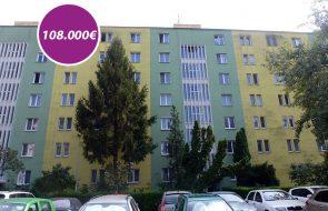 Trojizbový byt č. 34 na ulici Narcisová v Bratislave