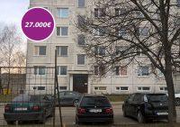 Trojizbový byt č. 2 na ulici Majerská v obci Lednické Rovne