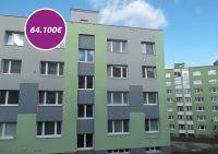 Štvorizbový byt č. 6 na ulici Okružná v Čadci