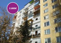 Dvojizbový byt č. 4, na ulici Záhradná v Čiernej nad Tisou