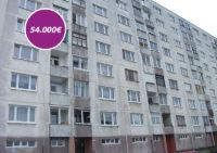 Trojizbový byt č. 34 na ulici Okružná v Čadci