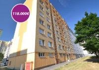 Trojizbový byt č. 1 na ulici Kapicová v Bratislave