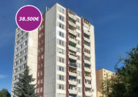 Dvojizbový byt č. 58 v Partizánskom