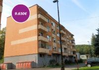 Trojizbový byt č. 4 na ulici Katarínska Huta 473 v Cinobani